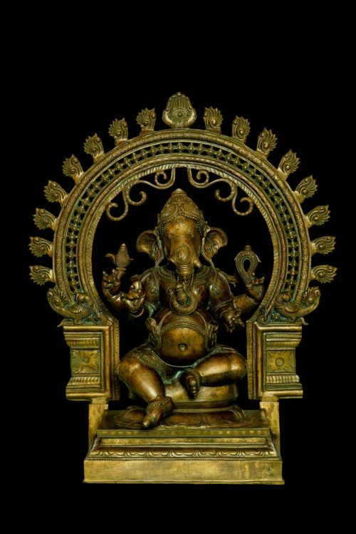 Ganesh 21 Inch-Front View